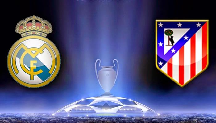 Real Madrid vs Atlético