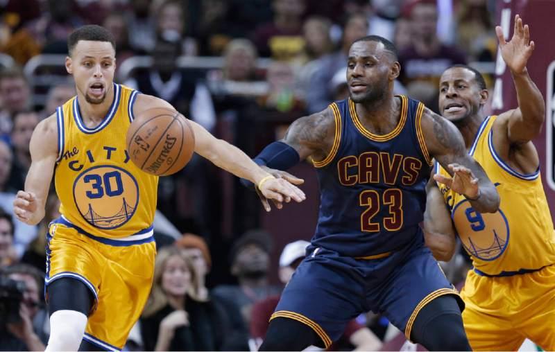 Cavaliers vs Warriors Odds