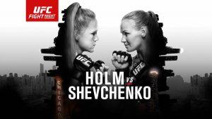 Holm vs Schevchenko