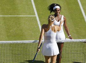 Women's Wimbledon 2016