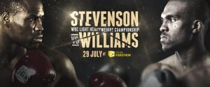 Adonis Stevenson vs Thomas Williams