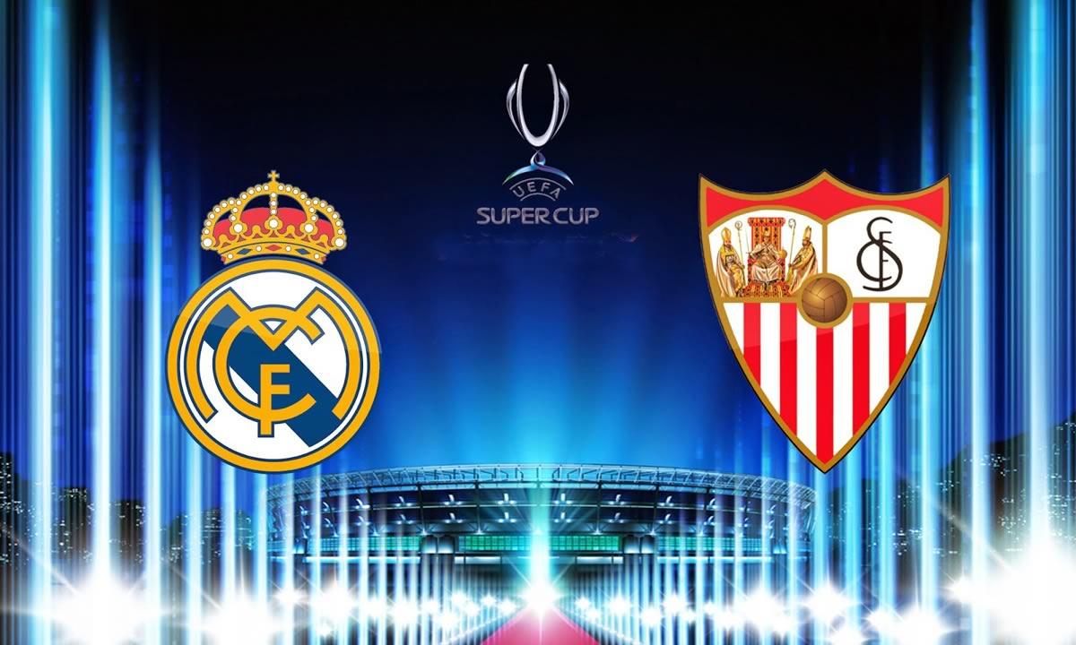 Sevilla Vs Madrid Game