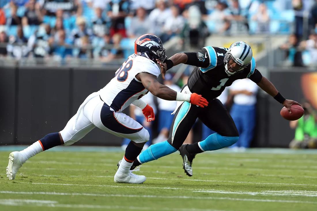 Broncos Vs Panthers 2016