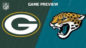 Packers vs Jaguars 2016