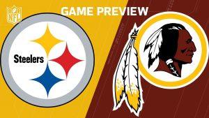 Steelers vs. Redskins Picks