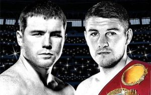 Canelo Alvarez Vs Liam Smith