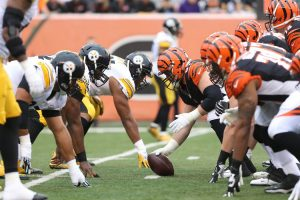 Bengals vs. Steelers 2016