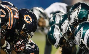 Philadelphia eagles vs chicago bears