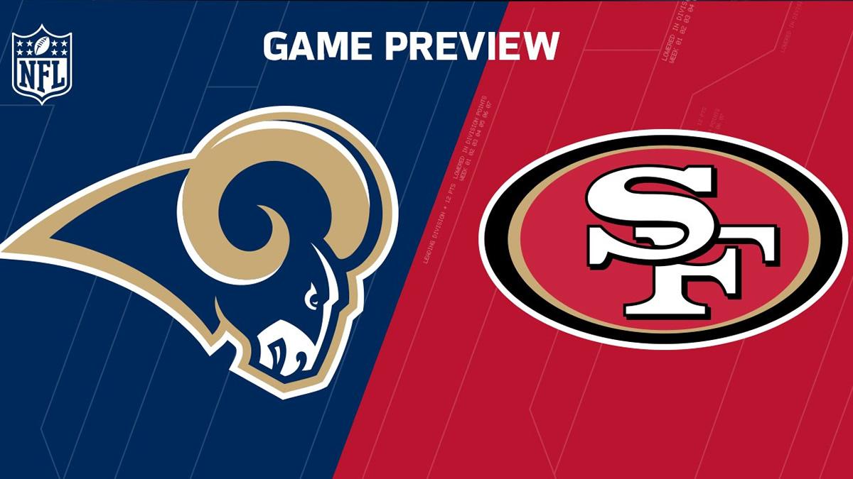 Rams vs 49ers 2016