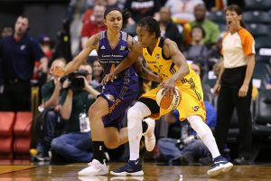 Phoenix Mercury vs. Indiana Fever