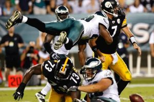 Steelers vs. Eagles 2016
