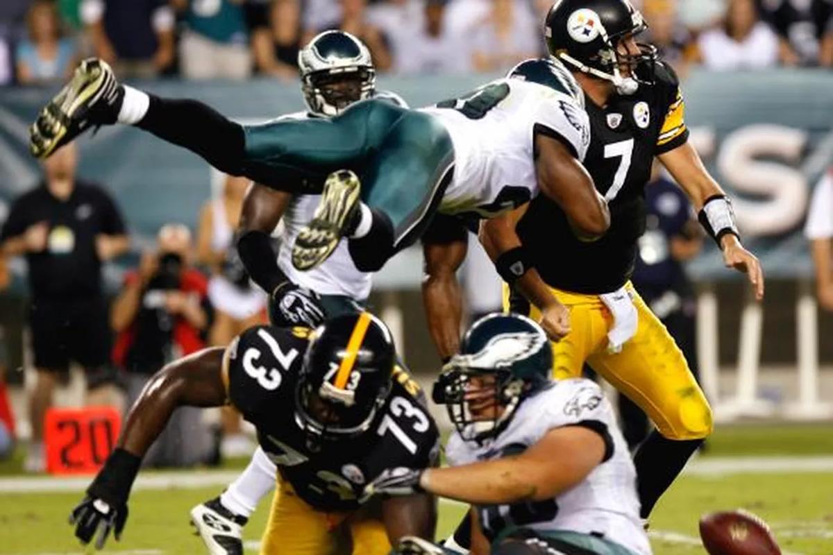 Steelers vs. Eagles 2016