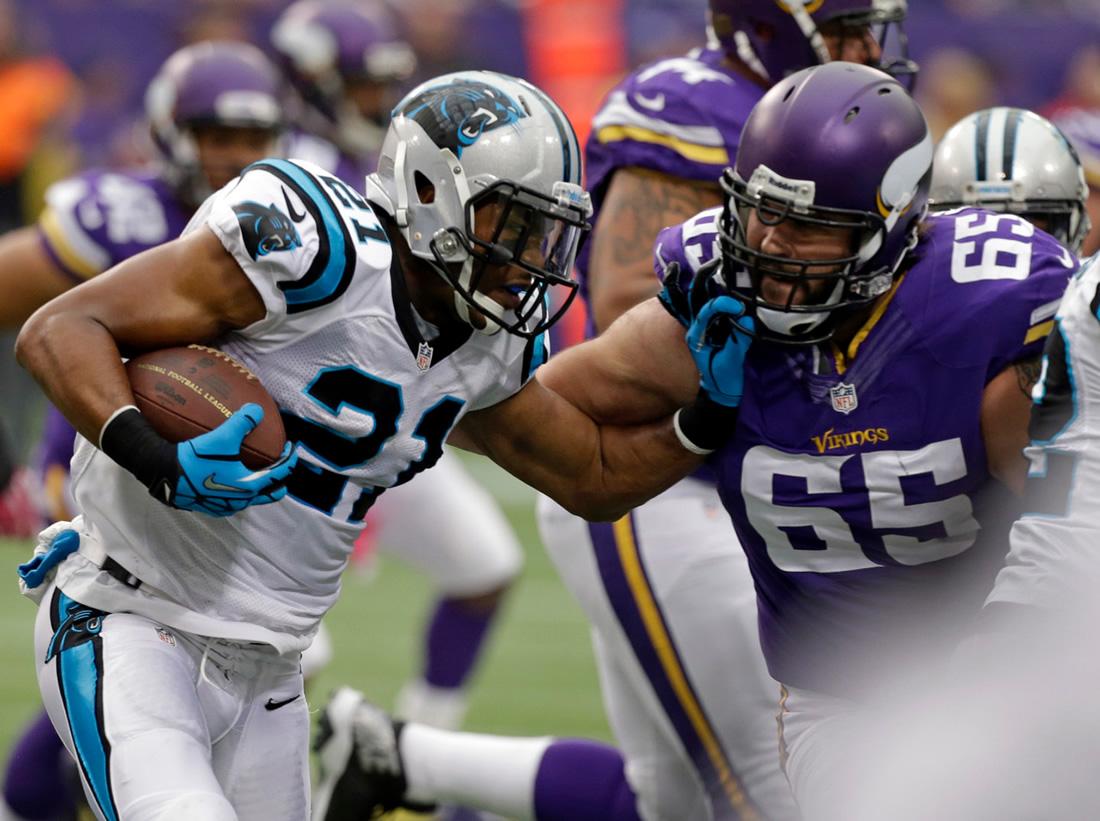 Vikings vs Panthers Odds