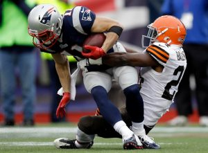 Browns vs Patriots Odds