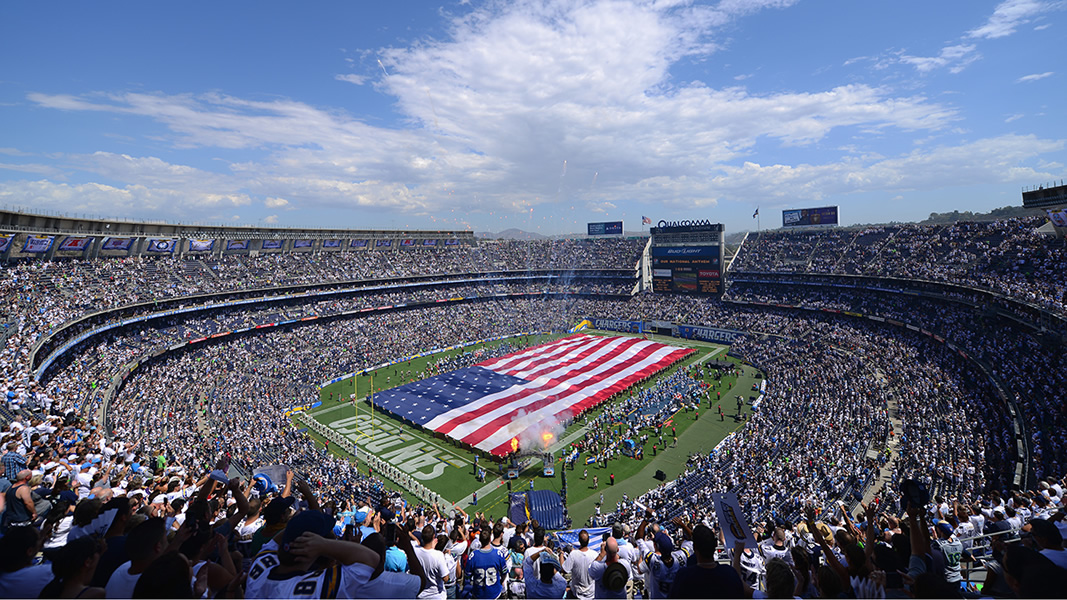San Diego Chargers vs. Denver Broncos