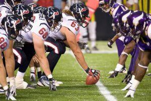 Texans vs Vikings Line