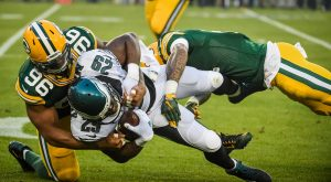 Packers vs Eagles 2016
