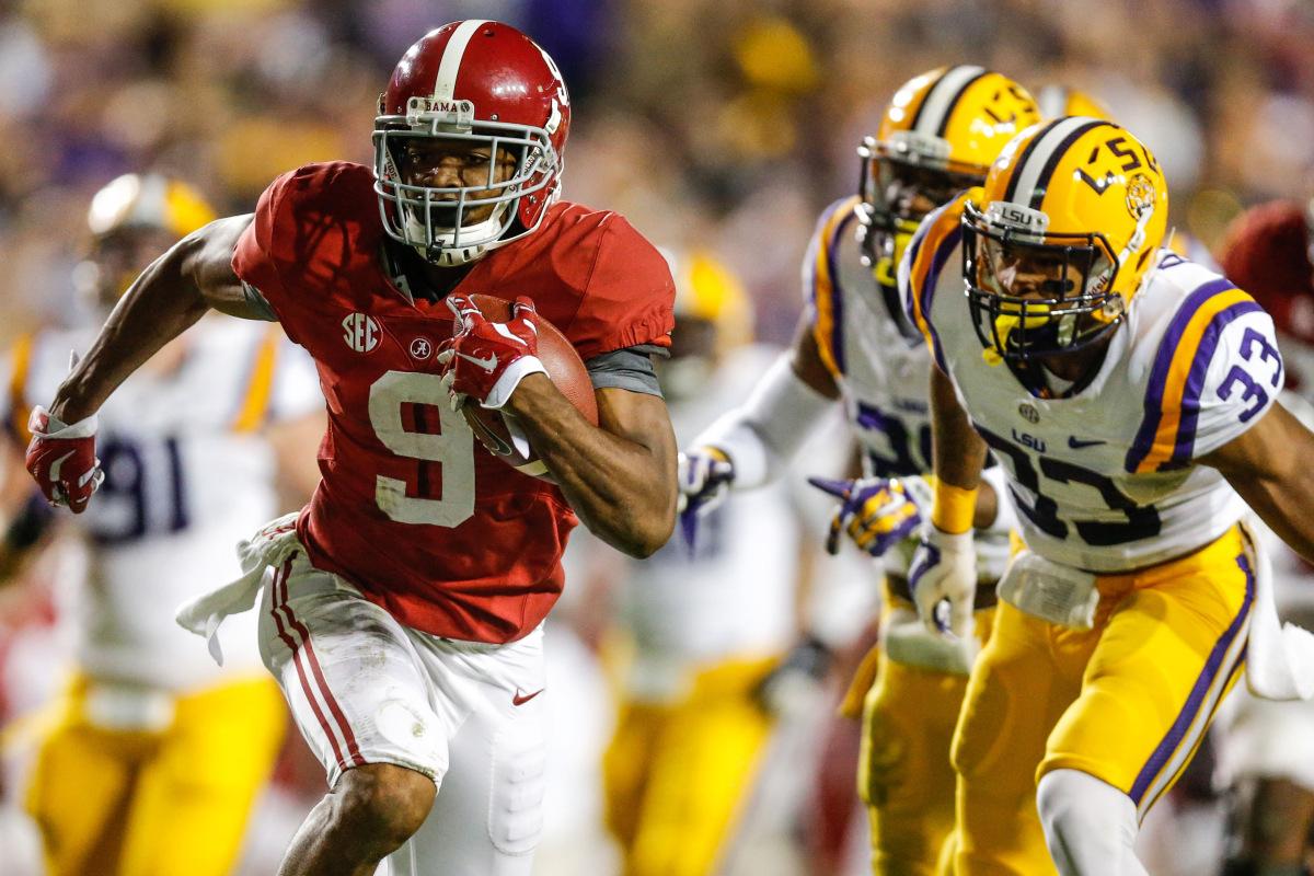 Alabama Crimson Tide vs. LSU Tigers