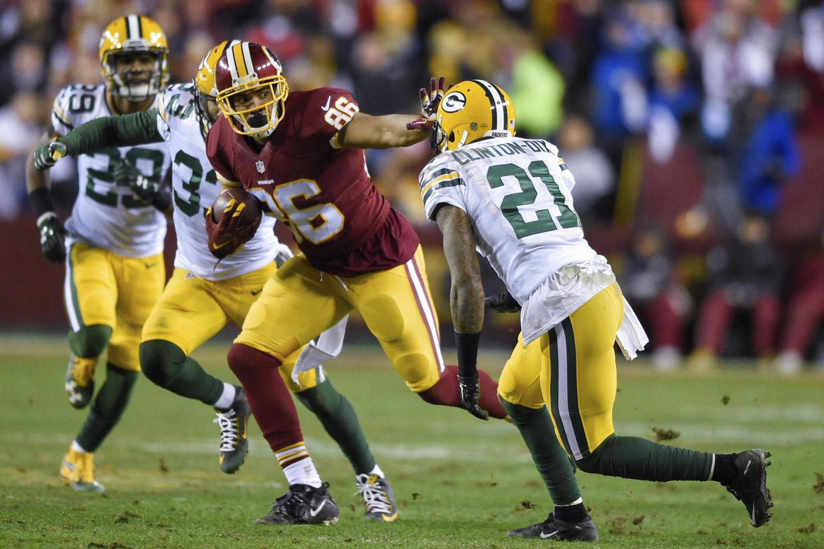 Packers vs. Redskins