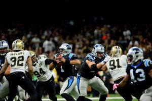 Saints vs Panthers 2016