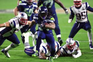 Seahawks vs Patriots 2016