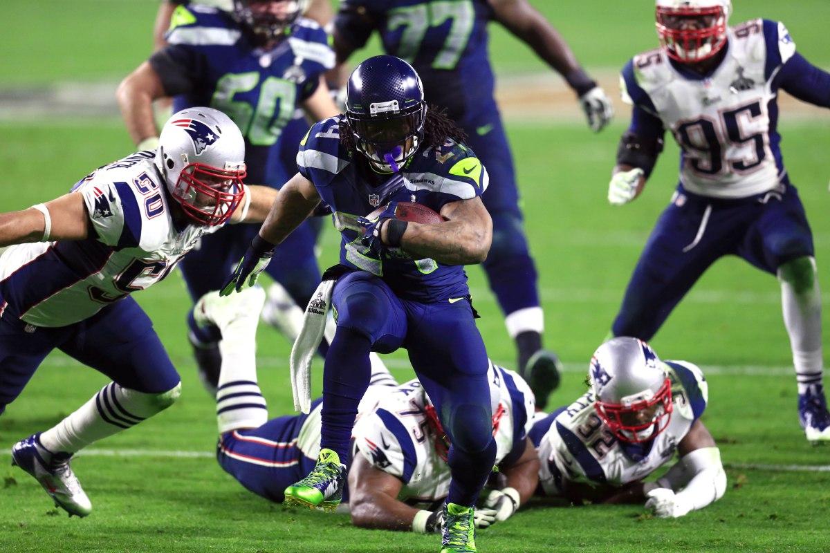 Seahawks vs Patriots 2016