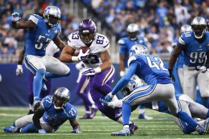 Detroit Lions vs. Minnesota Vikings