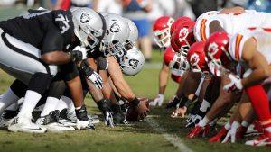 Chiefs vs. Raiders 2016