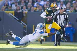 Packers vs. Lions 2016