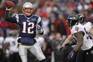 Ravens vs Patriots 2016