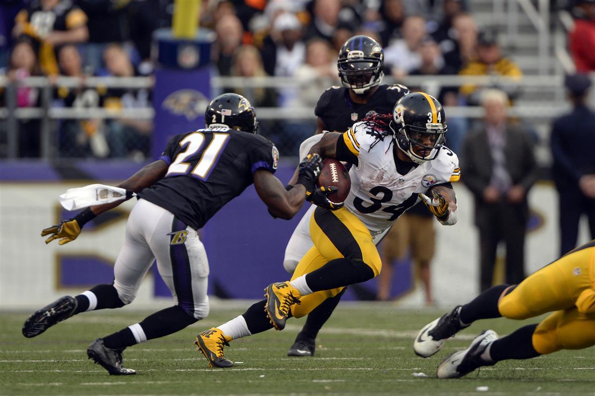 Ravens vs Steelers 2016