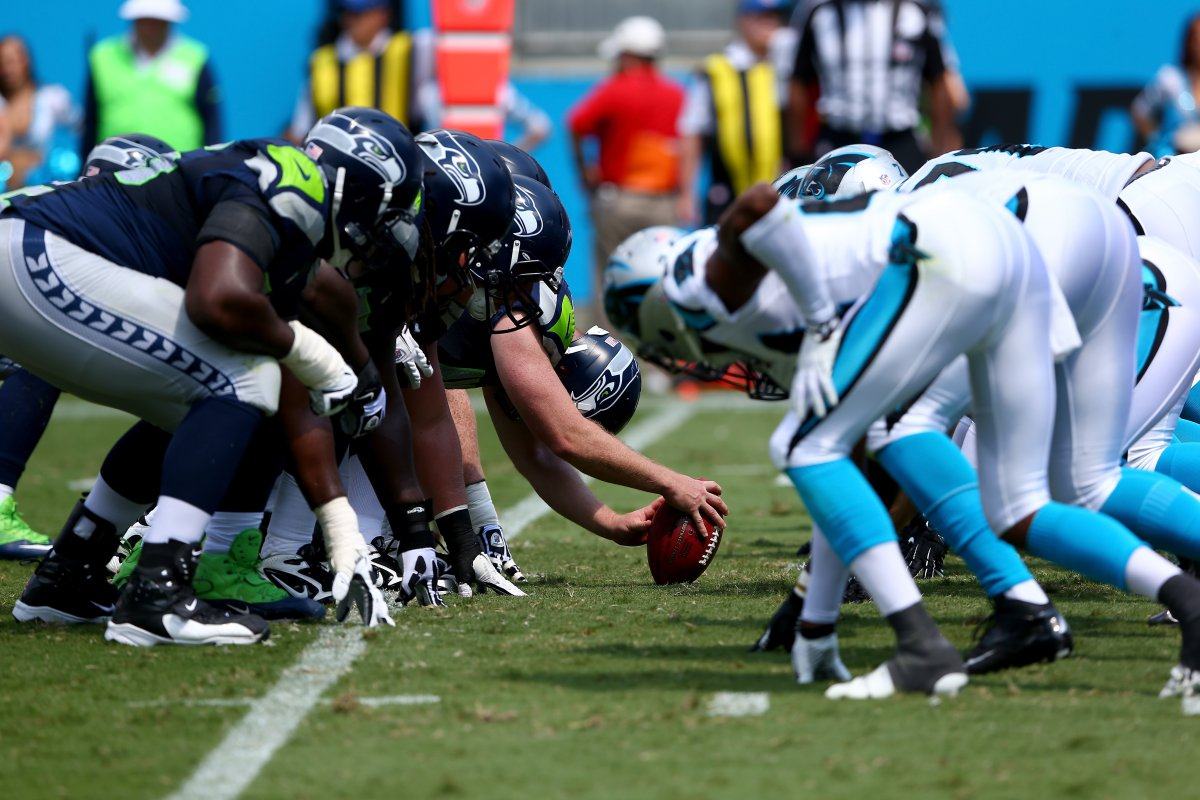 Panthers Vs Seahawks 2016