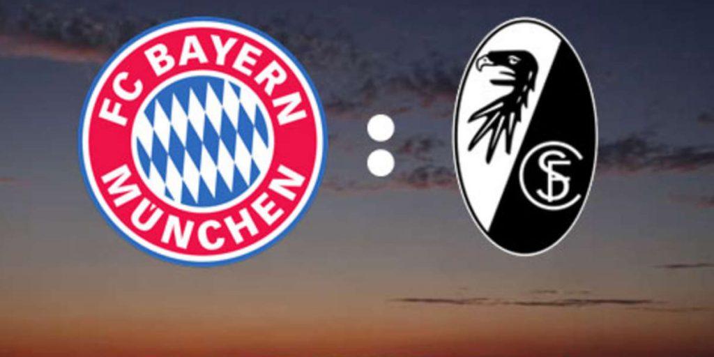 Freiburg vs. Bayern Munich