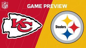 Steelers vs. Chiefs 2017