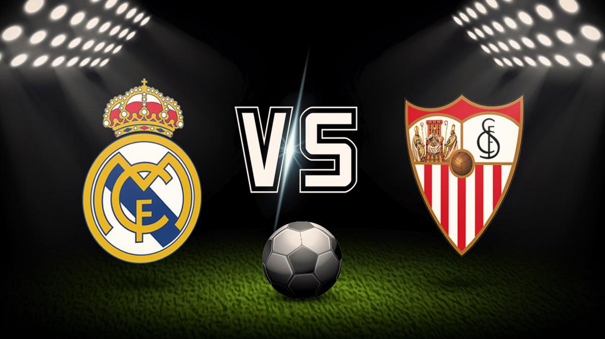 Real Madrid Vs Sevilla