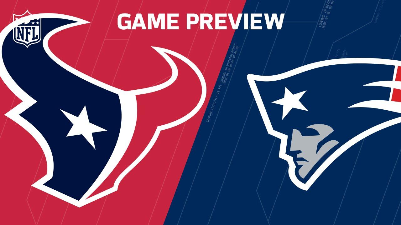 Texans vs Patriots Playoff Game Prediction on Jan 14, NFL ...