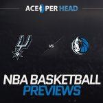 San Antonio Spurs vs. The Dallas Mavericks
