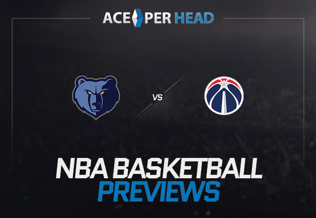 Memphis Grizzlies host the Washington Wizards