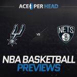 San Antonio Spurs host the Brooklyn Nets