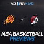 Phoenix Suns vs. Portland Trail Blazers