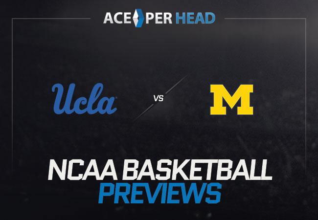UCLA Bruins vs Michigan Wolverines