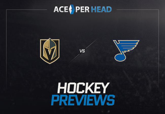Vegas Golden Knights vs St. Louis Blues