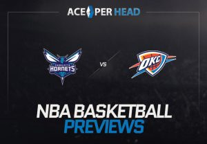 Charlotte Hornets vs Oklahoma City Thunder