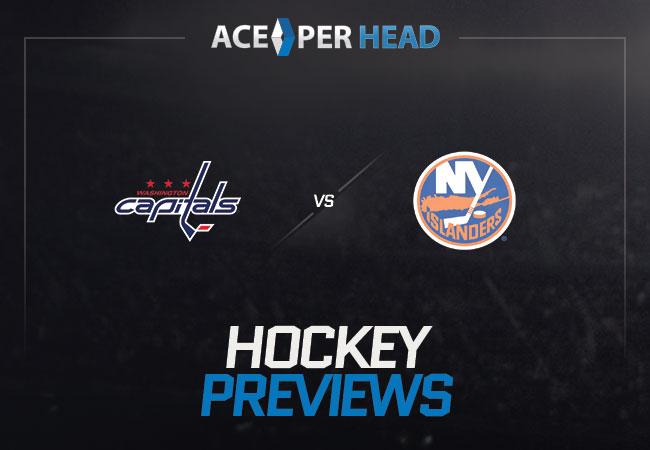 Washington Capitals vs New York Islanders
