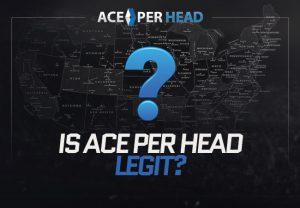 Is Ace Per Head Legit?