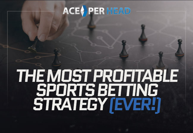 The Most Profitable Sports Betting Strategy (Ever!)