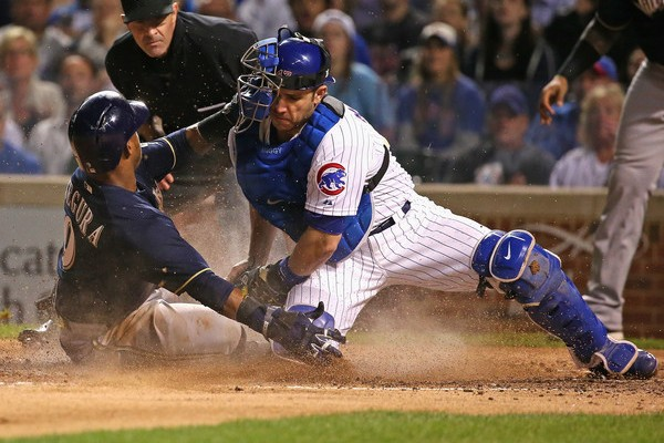 Cubs vs Brewers 2016