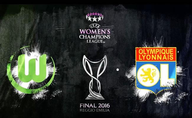 Wolfsburg vs Lyon 2016