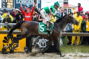 Belmont Stakes 2016