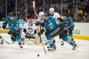 Sharks vs Penguins 2016 Odds